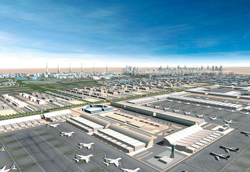 Al Maktoum International Airport Dubai
