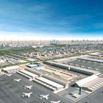 Historic Day for Dubai as Al Maktoum International airport receives first flight