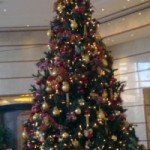 Celebrating Christmas in Dubai