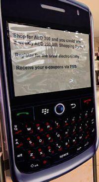 BlackBerry in UAE