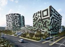 QR Code building in Dubai