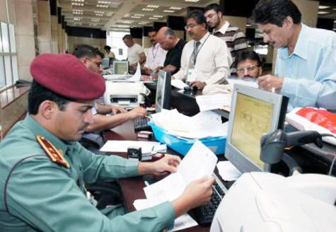 Dubai Visa processing