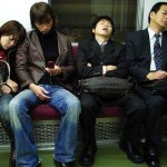 Dhs 300 fine for falling asleep in Dubai Metro