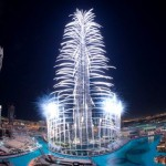 Dubai to welcome 2012 with fireworks at Burj Khalifa