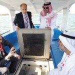 Grove Boats to provide solar power to Dubai Abras