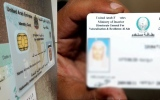 emirates id card to replace labor card