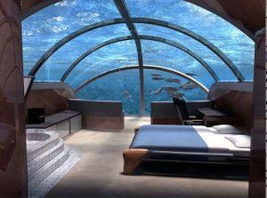 Underwater Hotels Dubai