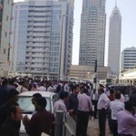 Tremors rock Dubai as Earthquake cause devastation in Iran and Pakistan