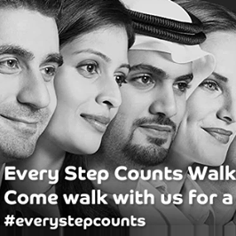 every step counts walkathon