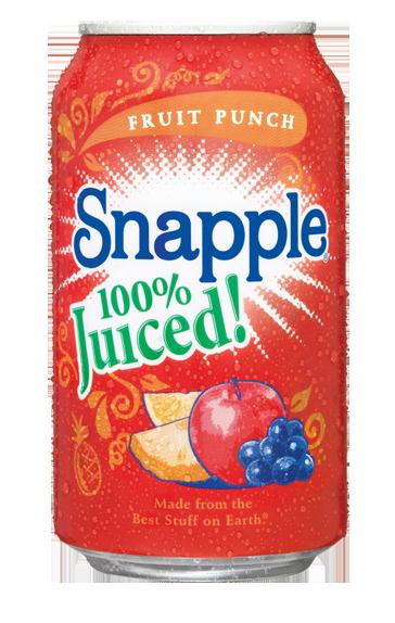 snapple fruit drink