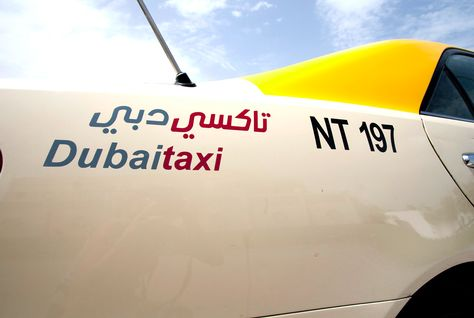 Dubai taxi fares increased