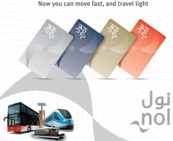 Nol Card Dubai