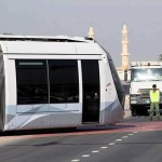 Dubai Tram will run for 20 hours a day