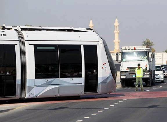 Dubai Tram fares