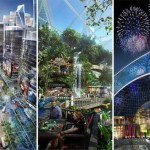 Dubai Holding to build Mall of the World, a temperature-controlled pedestrian city