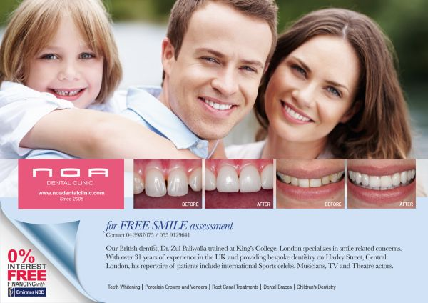 NOA Dental Clinic Dubai