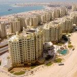 Residents evacuate Palm Jumeirah as apartments get flooded