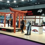 toshiba at Gitex shoppers 2014