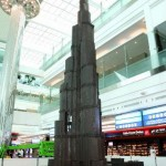 Burj Khalifa replica becomes the Tallest Chocolate Tower in Dubai