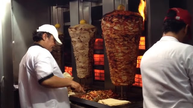 dubai shawarma food