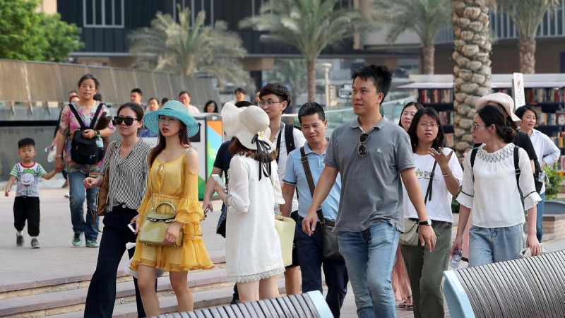 Tourists in Dubai to get a free mobile SIM