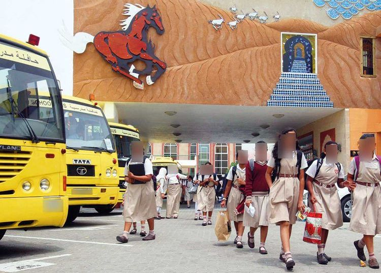 Coronavirus in Indian High School Dubai