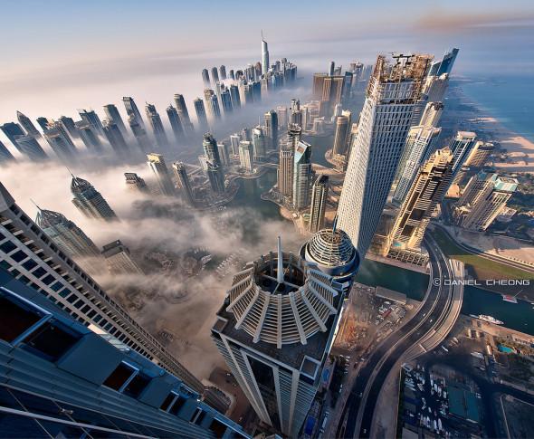 Dubai Sky Scrapers