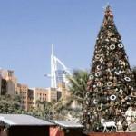 Madinat Jumeirah Christmas Tree