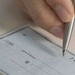 Deadline for Machine Readable Cheques pushed back