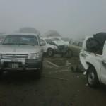 Breaking: Horrible Accident at Shahama, Abu Dhabi