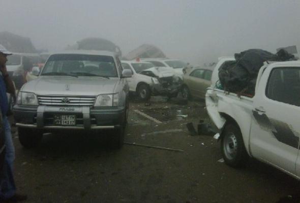 horrible accident shahama abu dhabi