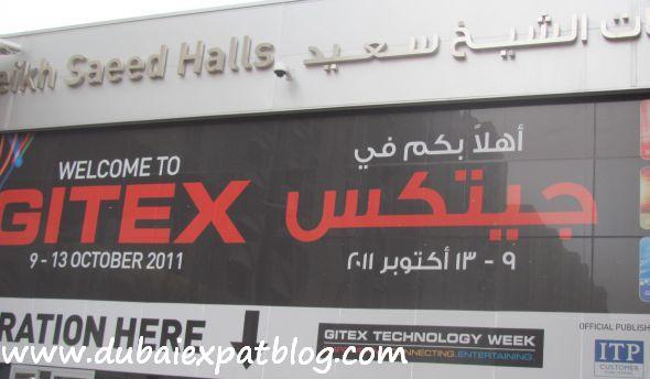 gitex entry
