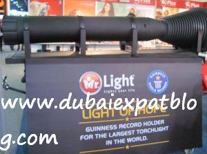 light of hope gitex 2011
