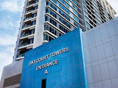 Skycourt Towers Dubailand