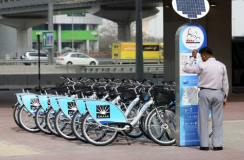 Dubai Bike Sharing