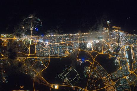Dubai Geo Address System