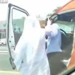 Emirati attacking an Indian driver in Dubai caught on YouTube