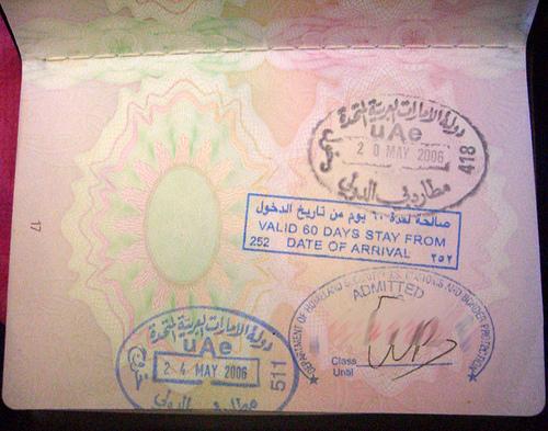 How to get Dubai visit visa for a family member