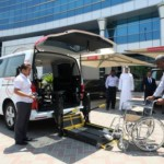 Aunik, RTA and NETS launch dedicated Dubai Taxis for hospitals