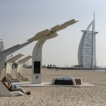 Dubai Smart Palms offer Free Wifi, mobile charging and more
