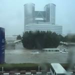 Jebel Ali in Dubai Rain