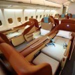 3 Luxurious Business Class Seats to Dubai from USA