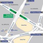 New Tunnel opens on Shaikh Rashid Street